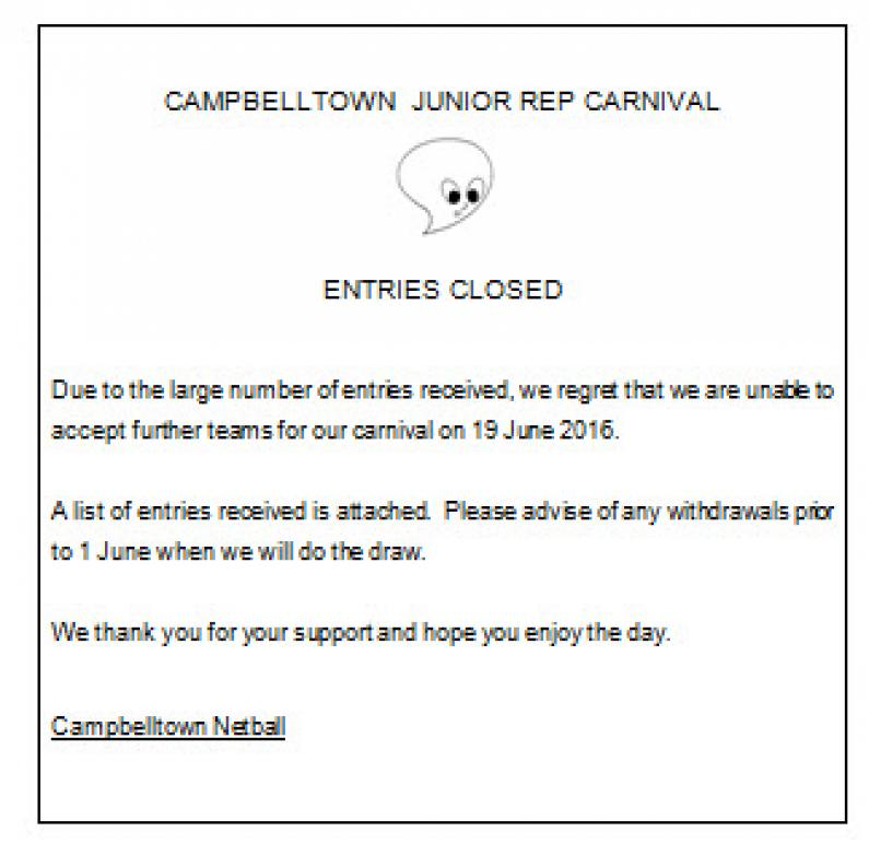 CarnivalClosed