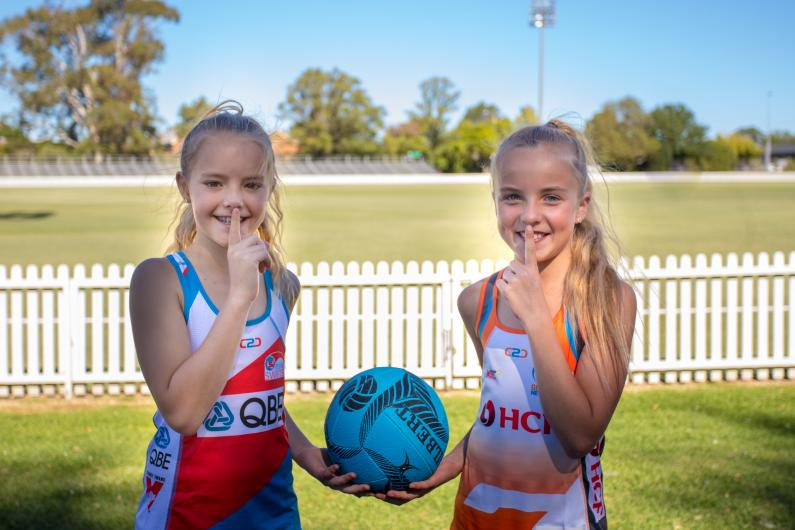 Shoosh for kids netball winter 2018